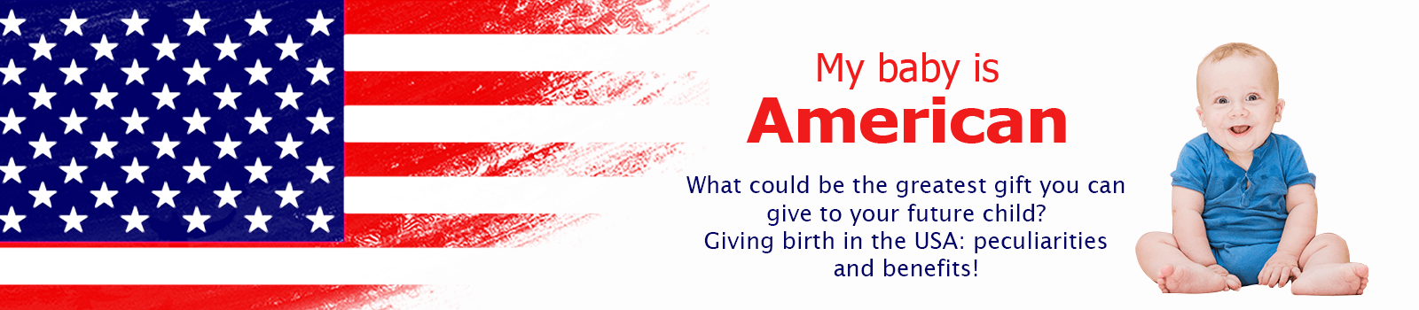 Birth in America Banner